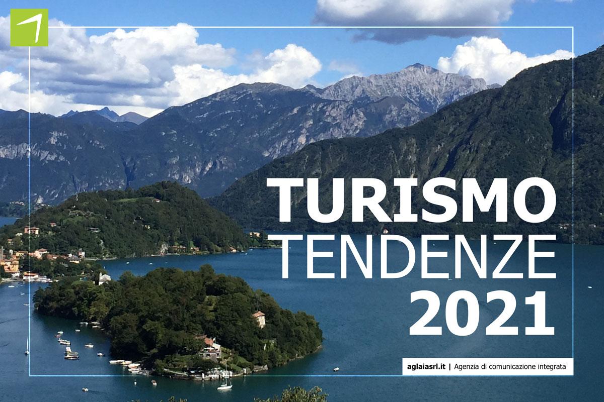 Tendenze turismo 2021