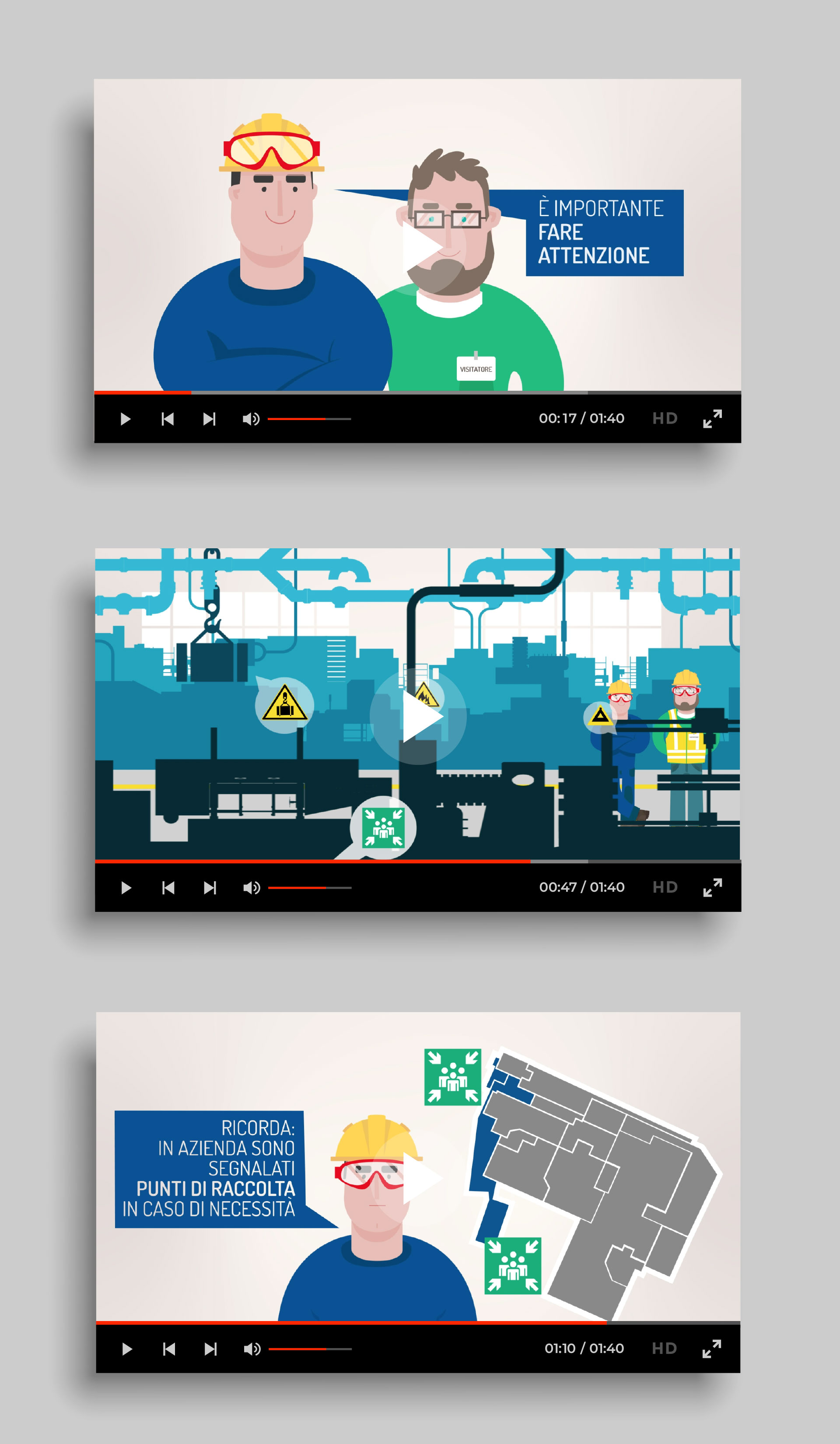Frame dell'animazione digitale